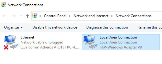 Tap-Windows-Adapter
